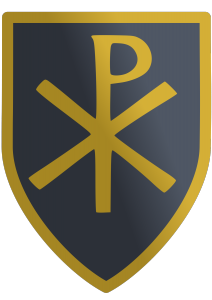 Chi Rho (Christ) Shield